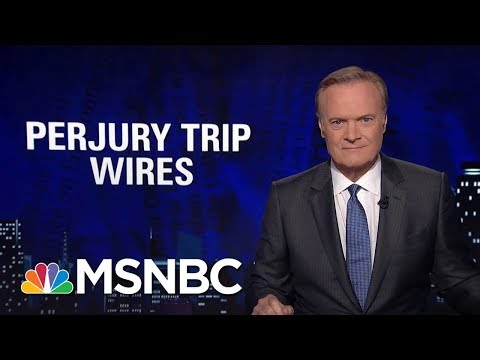 Lawrence: Jeff Sessions Hits Perjury Trip Wires With New Revelations | The Last Word | MSNBC