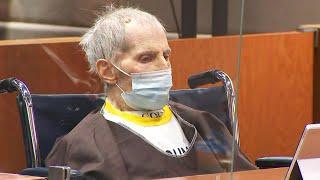 Robert Durst on Ventilator 24 Hours After Getting Life Sentence