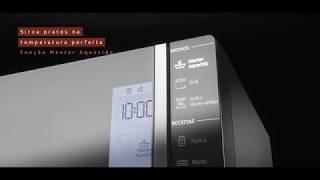Novo microondas da Brastemp,promete arrebentar nas vendas