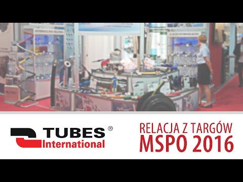 Targi MSPO 2016 - Tubes International - zdjęcie