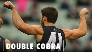 Levi Delivers On 'Double Cobra' Deal