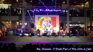 Big Mountain - I Would Find A Way (Live In Cebu)