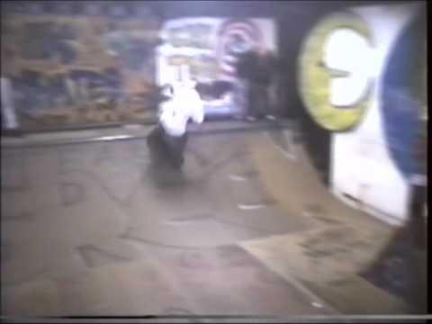 Skank Skates: Howard & Sheffy 1991