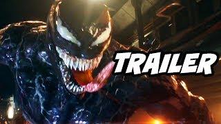 Venom Trailer Spider-Man Carnage Easter Eggs