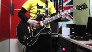 Franz Ferdinand - Bullet Guitar Cover