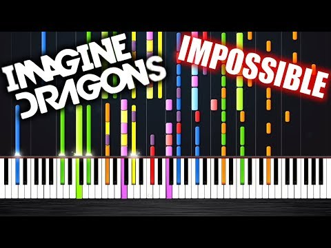 Imagine Dragons - Whatever It Takes - IMPOSSIBLE Piano by PlutaX