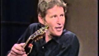 Levon On Letterman   Early 1980s
