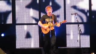 Ed Sheeran - U.N.I. (Madison Square Garden)