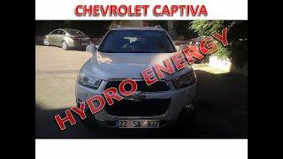 Chevrolet captiva yakıt tasarruf cihaz montajı