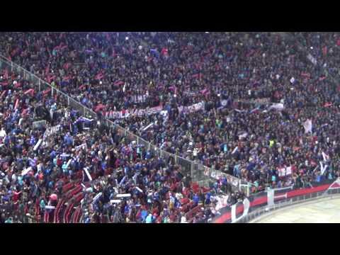 """""""Previa Los De Abajo / Por que te quiero tanto / Udechile vs Iquique 2019"""" Barra: Los de Abajo • Club: Universidad de Chile - La U • País: Chile"""