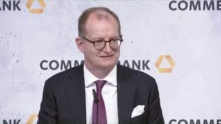 Commerzbank: Trotz Gewinneinbruch besser als erwartet