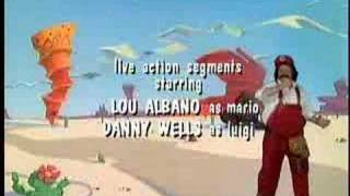 Super Mario Brothers Super Show Credits - Do the Mario!