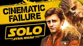 Solo: A Moderate Cinematic Failure (A Star Wars Story)