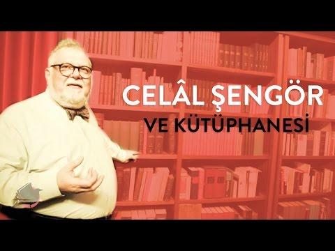 Yazarlar ve Kütüphaneleri Bölüm 10 : Celal Şengör