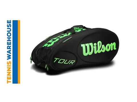 Wilson Tour Molded 15 Pack Bag