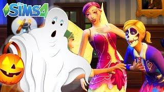 THE SIMS 4 Halloween / Хеллоуин в Симс 4