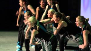 RAW ENERGY DANCE COMPETITION 2014