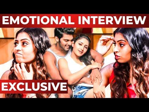 ARYA-va பார்த்தா அடிச்சிடுவேன்   | Enga Veetu Maapillai KUHASINI Interview
