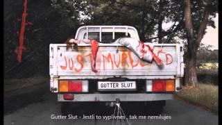 Video Gutter Slut - Jestli to vyplivneš , tak mě nemiluješ