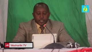 Indamutso Y'umukuru W'igihugu Yashikirijwe Na Karerwa Ndenzako Mu Kiganiro C'abavugizi I Mwaro