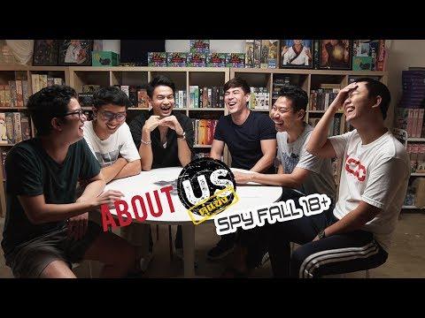 About us x BGN x Rubsarb : SPYFALL 18+