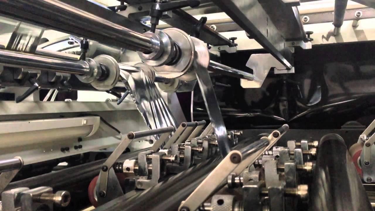 TECHNOFOIL 1050-FL FOIL STAMPER