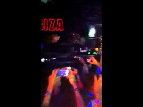 David Guetta & Sutton Club Barcelona FMIF Party III