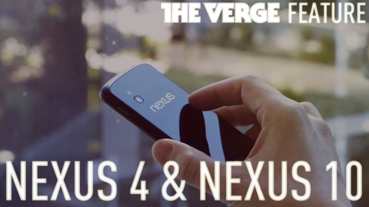 Nexus 4, Nexus 10, Android 4.2: an exclusive first look from inside Google HQ thumbnail