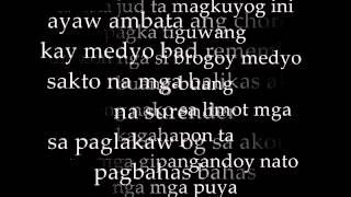 Humokon - NopetsAllowed Lyrics on screen