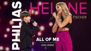 "Helene Fischer & Philias Martinek   ""All Of Me"" By John Legend"