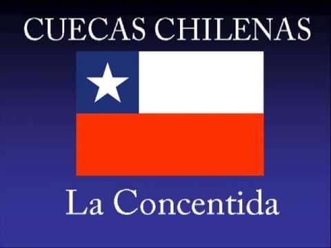 Cueca Chilena   La Consentida