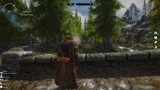 The Elder Scrolls V : Skyrim (Сборка Evolution 2.0.1) Луна и звезда #12