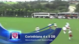Corinthians 4 X 5 DB - Manchester United Premier Cup - Brazil - 2012