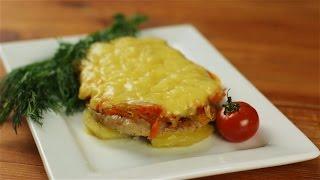 Мясо по-французски в фольге - Рецепты от Со Вкусом