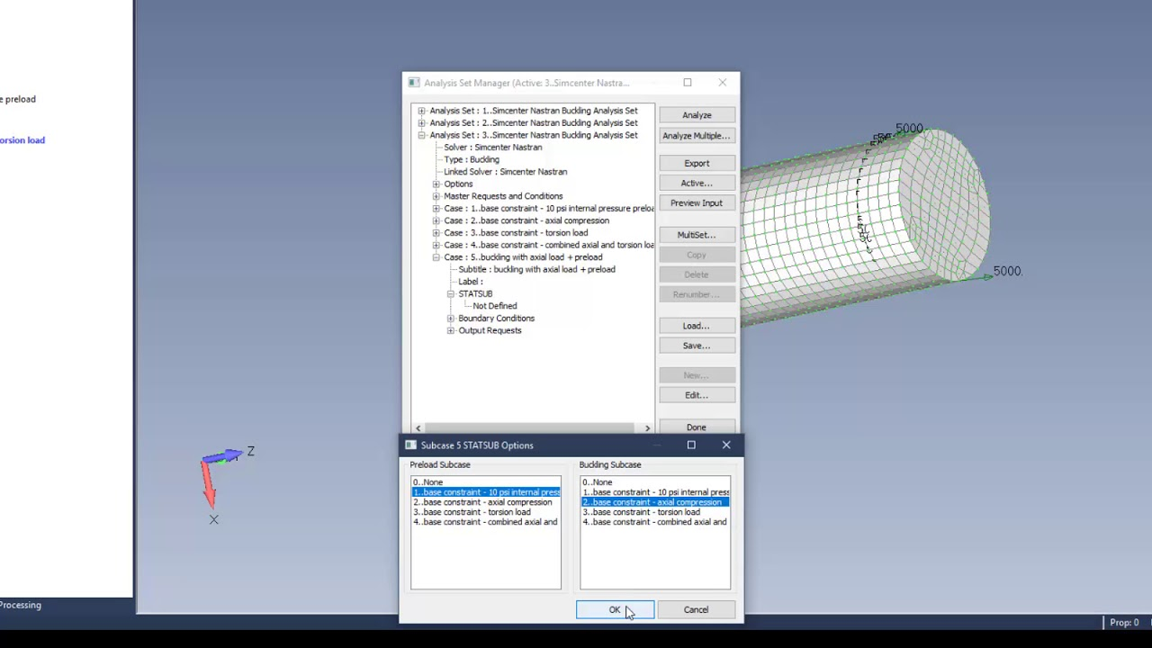Femap 2019.1 solver support