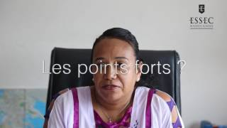 """Henriette Read, manager à la SACENC : """"Nourrir ma soif de connaissance"""""""