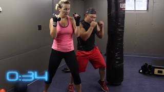 Best Heavy Bag Boxing Workout For Women To Lose Weight Fast l Best Home Boxing Workouts by The Bennett Method