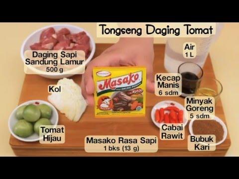 Video Dapur Umami - Tongseng Daging Tomat