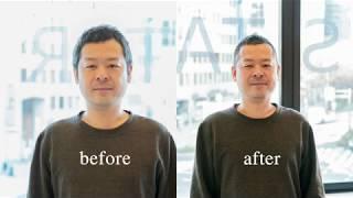 【Haircut】 ベリーショート40代男性メンズ髪型ヘアスタイル