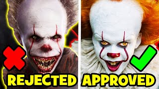 9 TERRIFYING PENNYWISE Designs You Never Got to See!