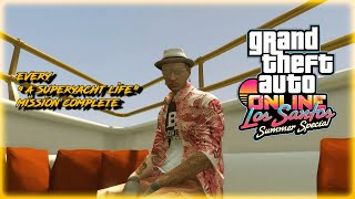 """How to complete every """"A SuperYacht Life"""" Mission 