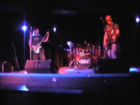 "Verrat - ""Dissimulate"" @ The Drunk Horse Pub"