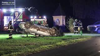 Prometna nesreča v Bučkovcih