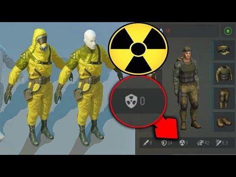 ☢ Новый идентификатор радиации в инвентаре персонажа ! Last Day on Earth: Survival