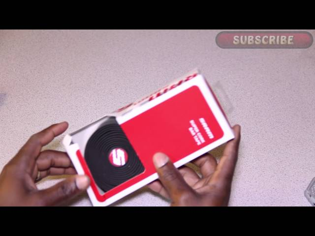 Видео Обмотка Sram 08A HB SUPERCORK BAR TAPE RED