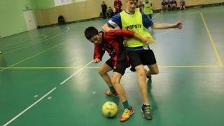 "Мини-футбол. ""Школа № 9"" (Балашиха) - ""Школа № 1"" (Балашиха)."