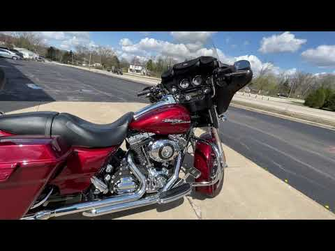 2009 Harley-Davidson Street Glide® in Muskego, Wisconsin - Video 1