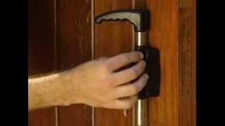 Marksprint låsbar Drop bolt