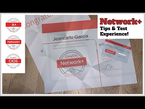 How I Passed Network+ in under 4 weeks! | Study tips, resources ...