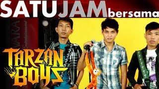 Gambar cover Satu Jam Bersama - Tarzan Boys